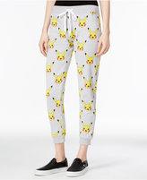 Mighty Fine Pokemon Juniors' Pikachu Printed Sweatpants
