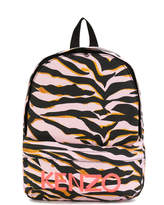 Kenzo tiger print backpack