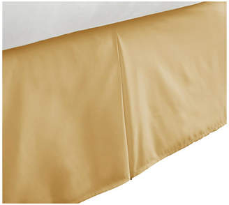 IENJOY HOME Becky Cameron Premium Ultra Soft Luxury Bed Skirt Dust Ruffle, Gold, K