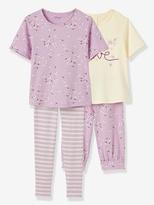 Vertbaudet Pack of 2 Mix & Match Pyjamas