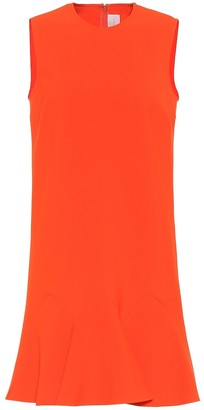 Victoria Victoria Beckham Stretch-jersey midi dress