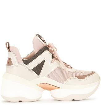 MICHAEL Michael Kors Fashion platform sneakers