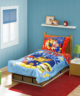 Baby Boom Blue Paw Patrol Four-Piece Bedding Set
