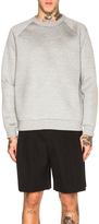 Givenchy Cuban Fit Eyelet Sweatshirt