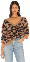 Wildfox Couture Preppy Kitty Tatum Sweater