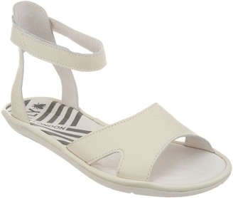 Fly London Leather Ankle Strap Sandals - Mafi