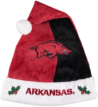 Arkansas Razorbacks Basic Santa Hat