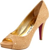 Sergio Zelcer Women's Wall Open-Toe Pump