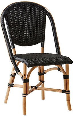 Sika Design Sofie Bistro Side Chair - Black