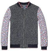 Tommy Hilfiger Final Sale-Th Kids Ditsy Flower Varsity Jacket