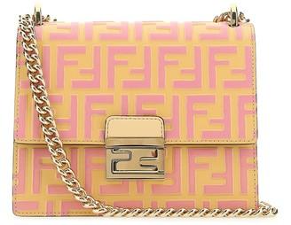 Fendi Kan U FF Small Shoulder Bag