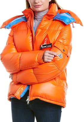 Moncler Wilson Short Down Coat