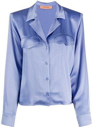 Andamane Spread Collar Shirt