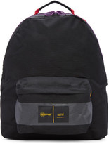 Ami Alexandre Mattiussi Black Eastpak Edition Nylon Backpack