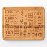 Food NetworkTM Bamboo Chopping Board