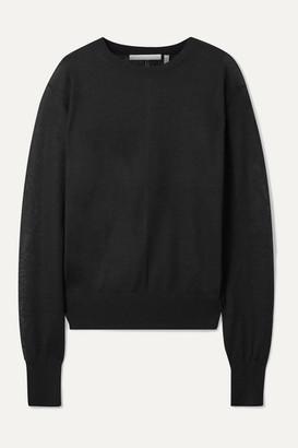 Helmut Lang Cashmere-blend Sweater - Black