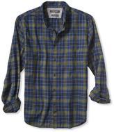Banana Republic Camden-Fit Luxe Flannel Tartan Shirt