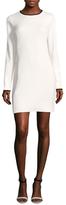 Shoshanna Textured Cotton Dress