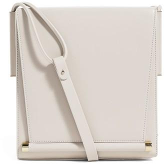 Roksanda Leather Flat Box Bag