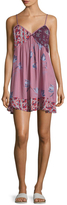 Free People All Mixed Up Slip Dress