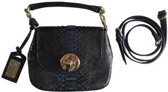 Ghibli Blue Python Handbags
