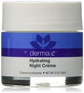 Derma E Hydrating Night Creme, 2 Oz