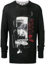McQ Cobra Club sweater