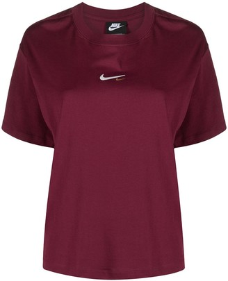 Nike NSW double swoosh T-shirt
