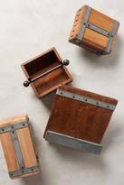 Anthropologie Steamer Trunk Kitchen Collection