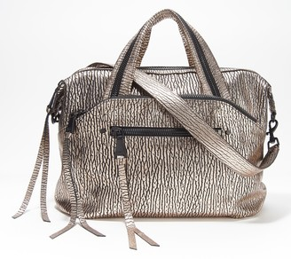 Aimee Kestenberg Leather Satchel -Night is Young