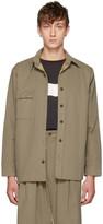 Bless Reversible Beige Woodhacker Jacket