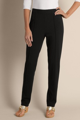 Soft Surroundings Women Skinny Stretch Pants
