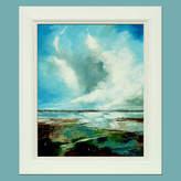 Stuart Roy Framed Seascape One