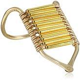 Nashelle Tube Beads Verge Ring, Size 7