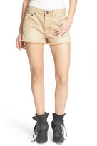 Free People 'Uptown' Denim Shorts