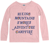 Junk Food Clothing Hiking Mountains S'Mores Tee