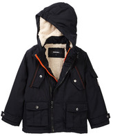 Diesel Midweight Parka (Little Boys)
