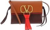 Valentino Color Block Vring Crossbody Bag