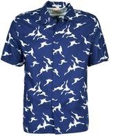Levi's S/S Cabana Shirt MARINE