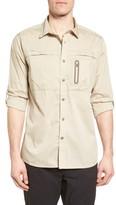 Gramicci Men's No-Squito Regular Fit Travel Shirt