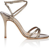 Manolo Blahnik Women's Pippo Leather Sandals