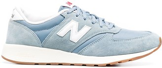 New Balance Low-Top Suede Sneakers