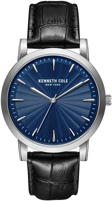 Kenneth Cole New York Men's Classic Blue Dial Watch