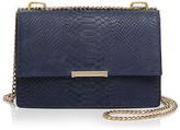 Ivanka Trump Mara Embossed Cocktail Shoulder Bag