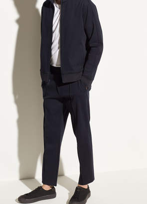 Structured Track Pant