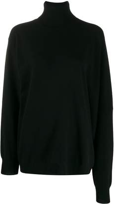 Maison Margiela turtleneck knit jumper