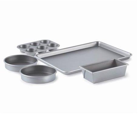 Calphalon 5-pc. Nonstick Nonstick Bakeware Nonstick Bakeware Set