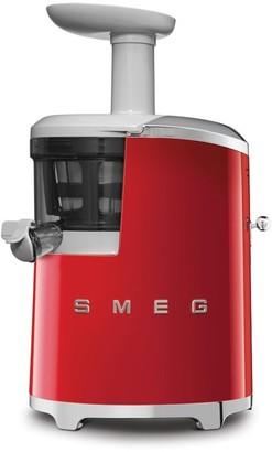 Smeg Slow Juicer Red