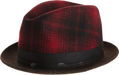 Paul Smith Plaid Triby Hat