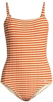 Solid And Striped The Nina Striped One-Piece
